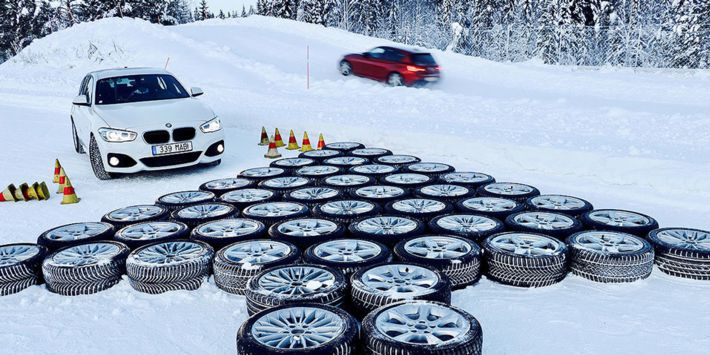 Autobild has compared the best winter tyres for compact and medium-sized cars, saloons and MPVs, on snow, and in wet and dry conditions