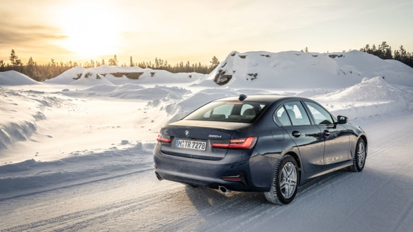 Winter tyre test: best tyres for driving on snow in the AMS comparison test