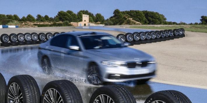 2020 Autobild summer tyre test