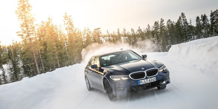 Winter tyre test: Auto Motor und Sport compares tyres for passenger cars