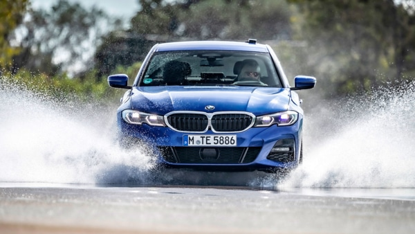 Winter tyre test: best tyres in wet conditions for cars in the AMS comparison test