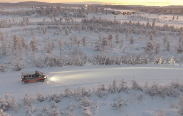 ADAC all season tyre test in snow