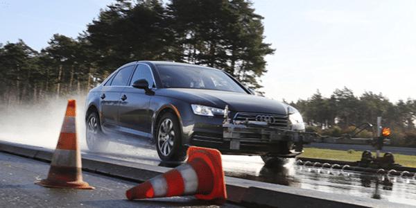 Summer tyre test: braking comparison for sedans and estate cars