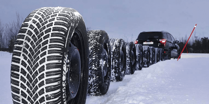Winter tyres test for SUVs: ADAC and TCS compare tyres for the snow