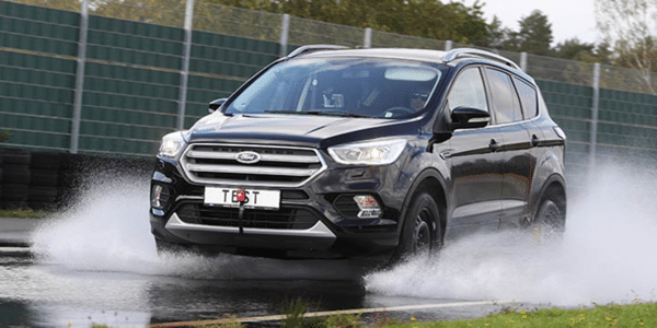 SUV winter tyres test: ADAC and TCS compare tyres in wet conditions