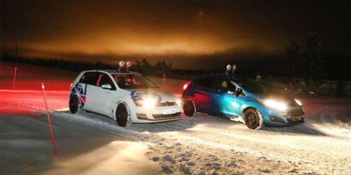 ADAC winter test 2018