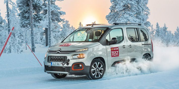 2019 All season tyre comparison test: ACE has tested all season tyres on snow