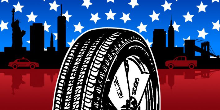 American tyre brands and manufacturers