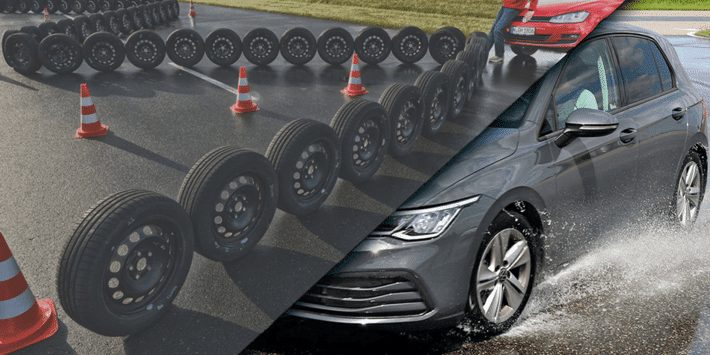 Auto Bild summer tyres test and comparison in size 205/55 R16