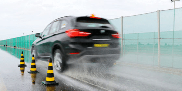 SUV winter tyres test: Auto Bild compares tyre grip in wet conditions