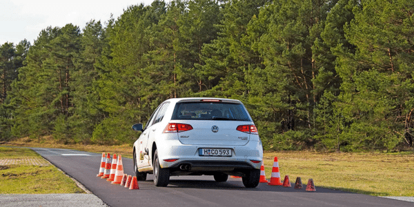 Winter tyre test: Auto Express compares the braking performance of tyres