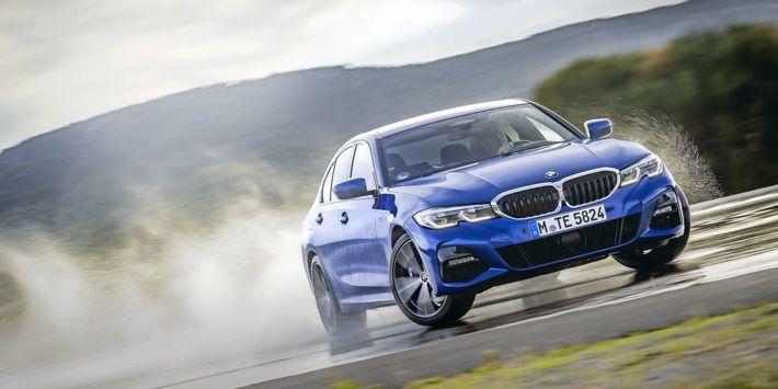 Auto Motor und Sport UHP tyre comparison: summer tyre test with BMW