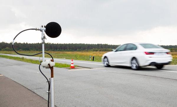 Summer tyres comparison: Auto Zeitung noise test