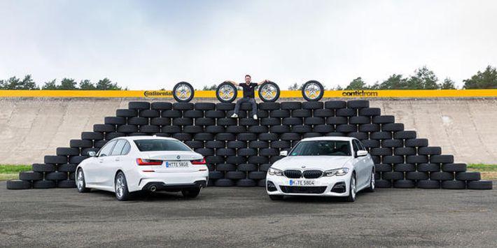 Auto Zeitung best summer tyres test