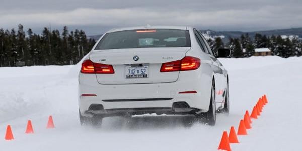 AutoBild UHP winter tyres snow