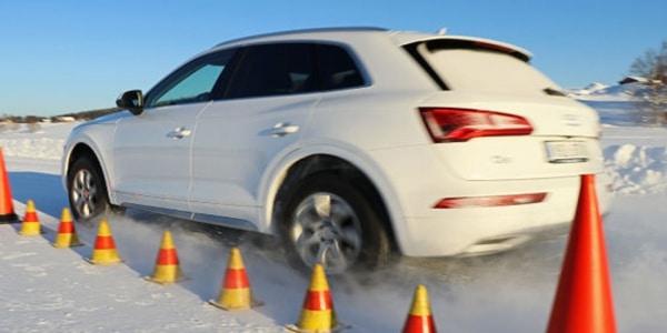 AutoBild winter tyres SUV 2018 snow
