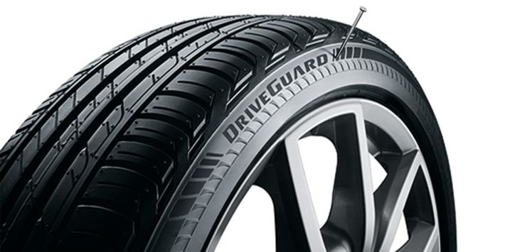 Runflat tyre: best RFT tyre, running flat if the tyre punctures