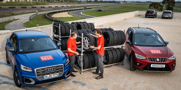 Best summer tyres from cheap tyre brands tested