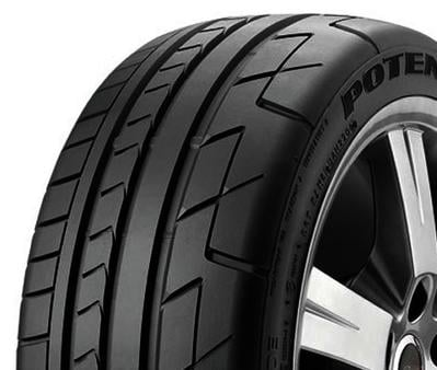 Bridgestone Potenza RE070: sports tyre with an original tread design