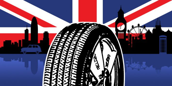 Discover the different British tyre manufacturers and their brands