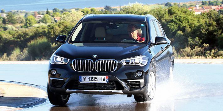 The German magazine has compared the best SUV tyres by fitting them on a BMW X3