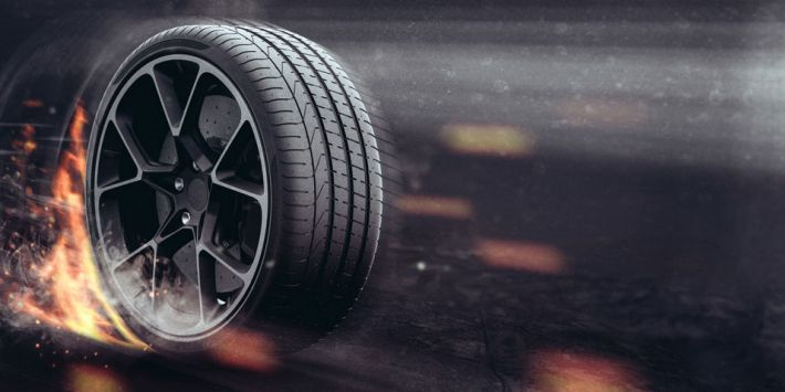 Tyre sets the road alight with its outstanding performance