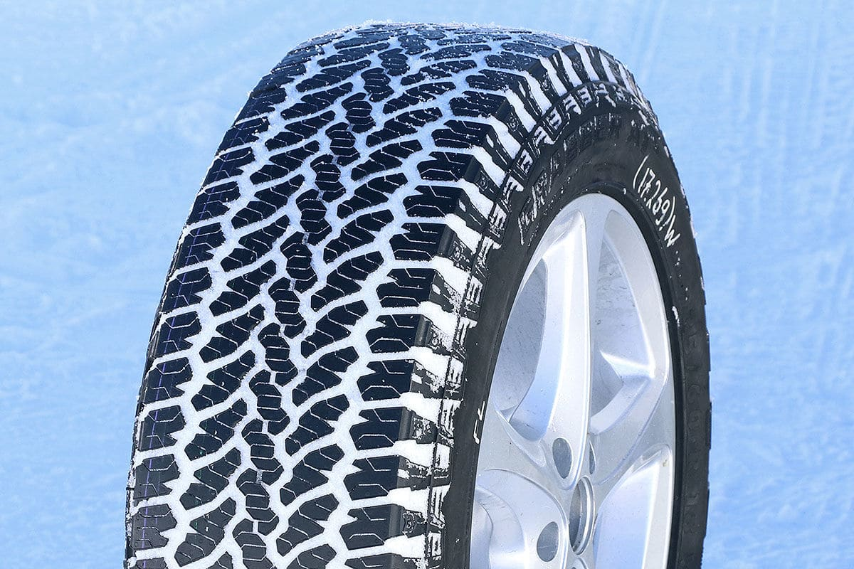 General Tire Grabber AT3 tyre