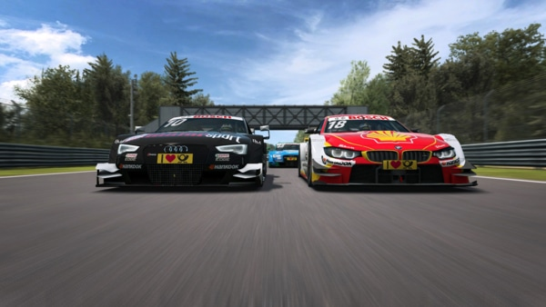 Hankook in the DTM Esports