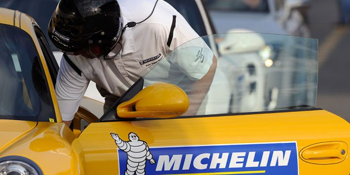 Auto Bild has crowned Michelin best manufacturer of the year for summer tyres based on the last five braking tests