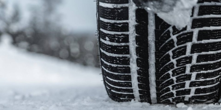 Nokian WR A4 in snow