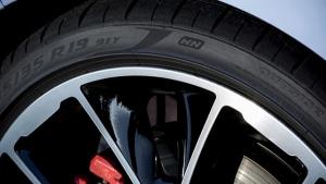 Pirelli P Zero tyre