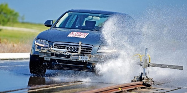 AutoExpress tested the braking performance of summer tyres