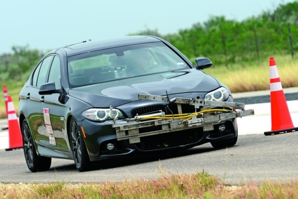 SUV tyre test: Auto Express has evaluated handling when driving with different tyres