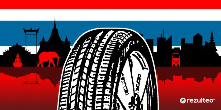 Thai tyre manufacturers, the best Thai tyres