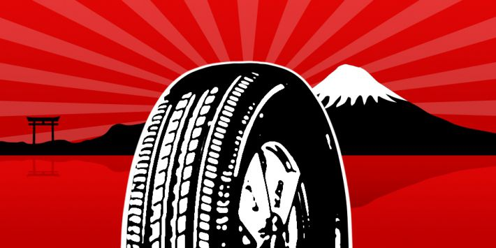 Tyre manufacturers of the world: Japanese tyre brands