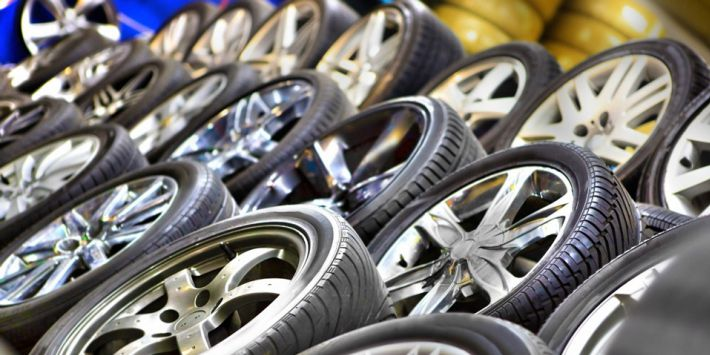 Tyre manufacturing groups