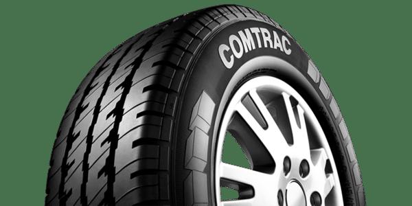 Vredestein Comtrac: tyre with an original tread design