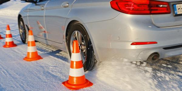 Winter tyre test: Auto Bild compares the braking distances of winter tyres