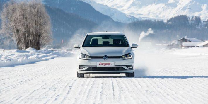L'Argus has compared premium brand winter tyres
