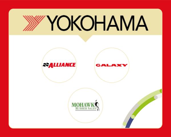 Sub brands Yokohama