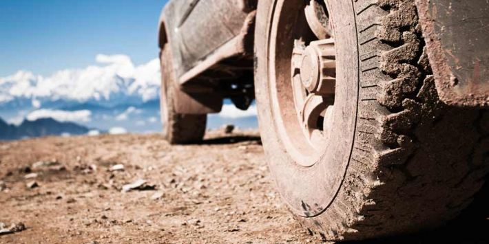 4x4 tyre for all terrain vehicle