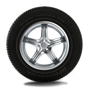 BFGoodrich Urban Terrain T/A, tyre 4x4 road