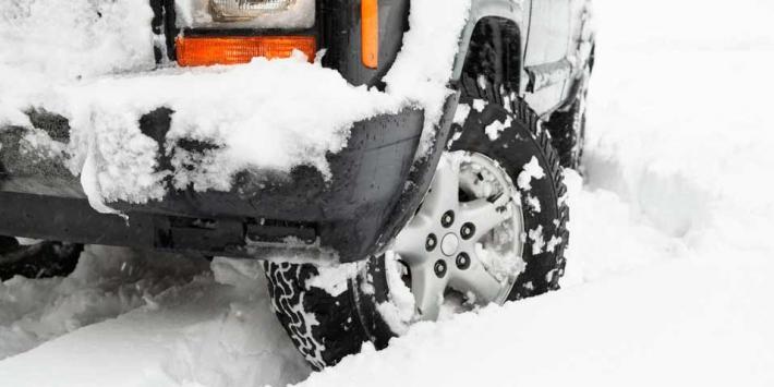 SUV winter tyres