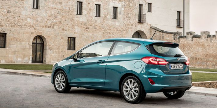 Ford Fiesta tyres: what tyre in the approved sizes?