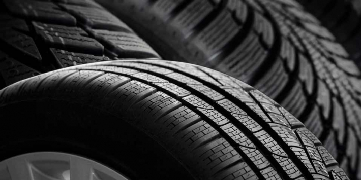 Different tyre types