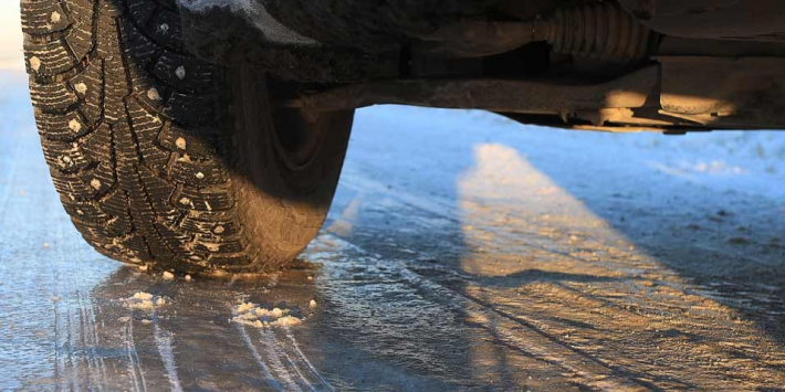 Driving-winter-tyre