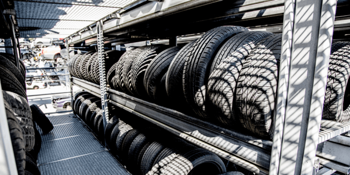 Is is worth buying second hand tyres?