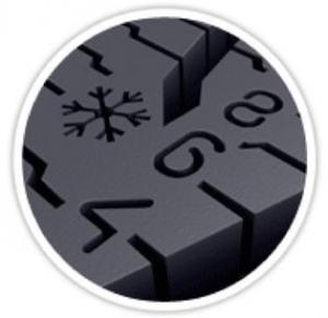 numerical tread wear indicator Nokian
