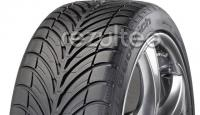 Tyre with directional tread
